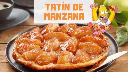 Cómo Hacer Tarta Tatín de Manzana