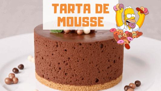 Cómo Hacer Tarta Mousse de Chocolate