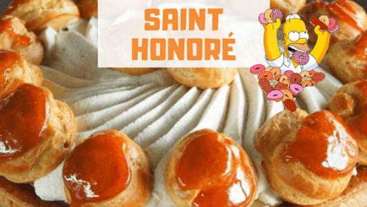 Cómo Hacer Tarta Saint Honoré