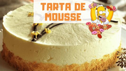 Cómo Hacer Tarta Mousse de Limón