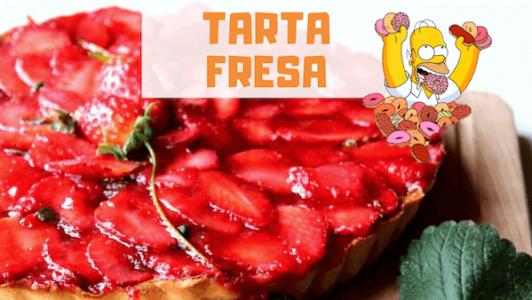 Cómo Hacer Tarta de Fresa
