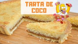 Cómo hacer tarta de coco