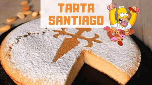 Cómo hacer tarta de santiago