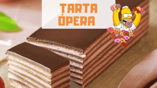 tarta opera