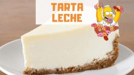 TARTA DE LECHE CONDENSADA