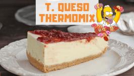 Tarta de Queso Thermomix