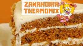 Tarta de Zanahoria en Thermomix